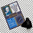 Star Wars Jedi Inspired Birthday Party Printable Invitation